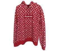 Second Hand Pullover&Sweatshirt Baumwolle Rot