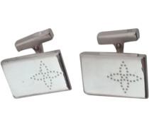 Second Hand Silber manschettenknöpfe