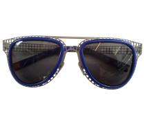 Sonnenbrillen Blau