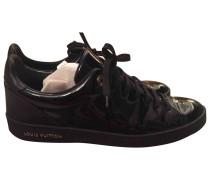 Lackleder sneakers