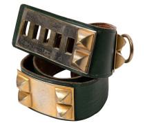 Second Hand Collier de chien Leder gürtel