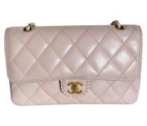 Second Hand VINTAGE Chanel Timeless/Classique Leder Handtaschen