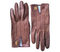 Second Hand Exotenleder Handschuhe