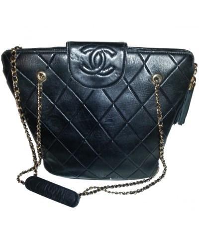 chanel damen second hand damentaschen taschen handtaschen chanel reduziert. Black Bedroom Furniture Sets. Home Design Ideas