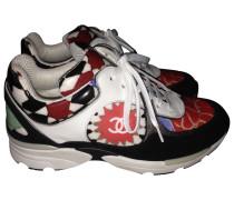 Sneakers Kunststoff Bunt