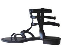 Lackleder flip-flops