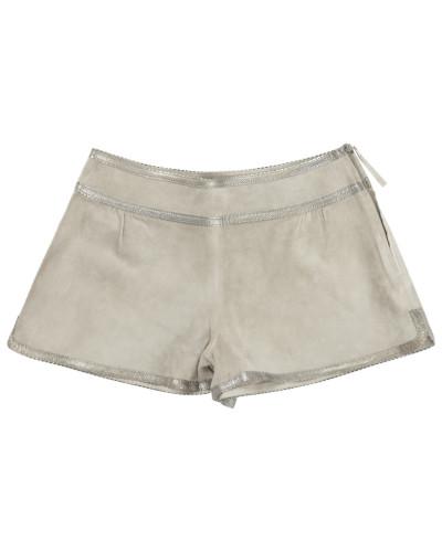 Second Hand Shorts Leder