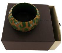 Armband Holz Khaki