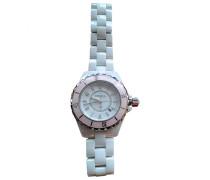 Uhr J12 Keramik Weiß