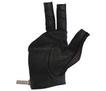 Leder Halbfingerhandschuhe