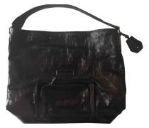 Second Hand Légende Lackleder Handtaschen