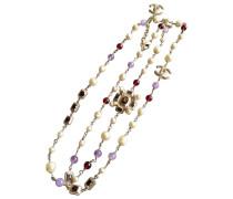 Perle halsketten