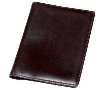Second Hand wallet & case, Kleinlederware Leder Braun