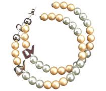 Second Hand Perlen ohrringe