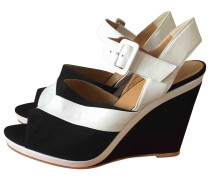 Second Hand Leinen sandalen