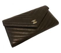 Second Hand ChanelTimeless/Classique Leder Portemonnaies