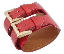 Monogram Leder armbänder