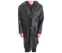 Second Hand Leder dufflecoat