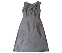 Second Hand Kleid Wolle Blau