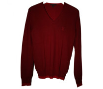 Pullover&Sweatshirt Kaschmir Bordeauxrot