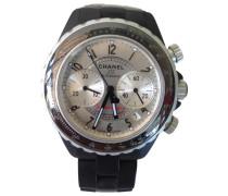Uhr Titan Schwarz