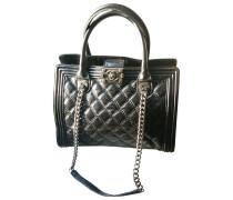 Second Hand ChanelBoy Leder Handtaschen