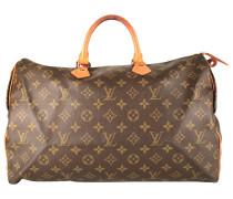 Handtasche Speedy Leder Braun