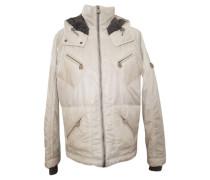 Mantel Weiß