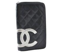 Second Hand VINTAGE Chanel Cambon Leder Portemonnaies