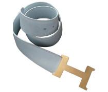 Second Hand Boucle H Leder gürtel