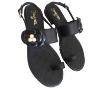 Leder sandalen