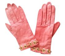 Chanel Leder Handschuhe