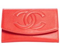 Second Hand VINTAGE Chanel Leder Portemonnaies