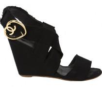Leintuch sandalen