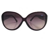 Sonnenbrillen Kunststoff Lila