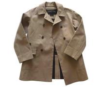 Second Hand Jacke,  Mantel Baumwolle Beige