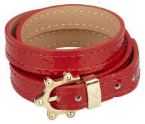 Lackleder bracelet