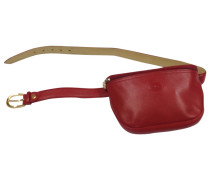 Kalbsleder in pony-optik Clutches
