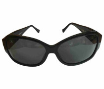 Sonnenbrillen Kunststoff Schwarz