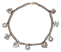 Second Hand VINTAGE Chanel Perlen Colliers
