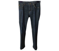 Jeans Baumwolle Blau