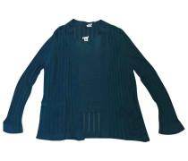 Second Hand Pullover Viskose Grün