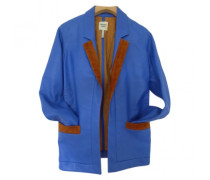 Second Hand Leder blazer