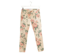Second Hand Current/Elliott Haystack Floral Jeans