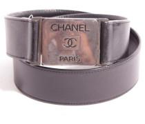 Second Hand  Chanel Ledergürtel