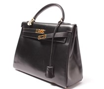 Second Hand  Hermès Modell Kelly Retourne, 32 Handtasche