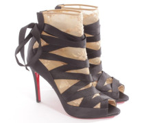 Second Hand Christian Louboutin Petite Fee, 100 Stiefeletten