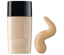 Long-lasting Foundation oil-free