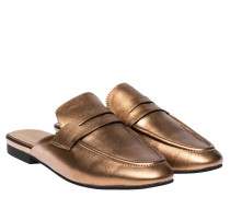 NOBS LEATHER LOAFERS
