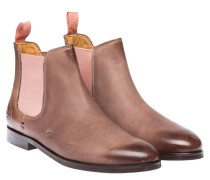 SUSAN 10 CRUST BROWN/ROSE